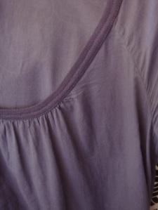 robe nafnaf bleue 2
